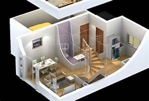 plan appartement 3d gratuit l39habis With plan appartement 3d gratuit