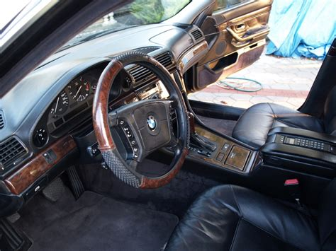 Bmw 750i Interior by Bmw 7 Series 750i 1999 Technical Specifications Interior
