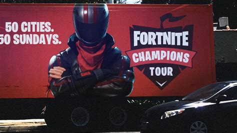 Fortnite Champions Tour May Start At Epic Games Celebrity ...