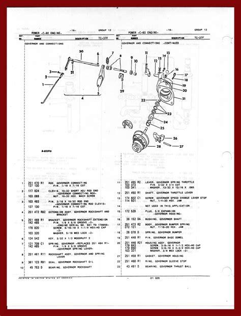 farmall cub engine diagram 26 wiring diagram images
