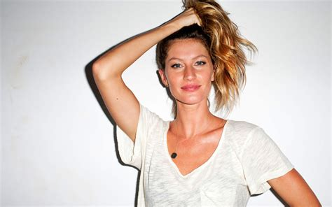 Gisele Bundchen Our Imperfections Are What Makes
