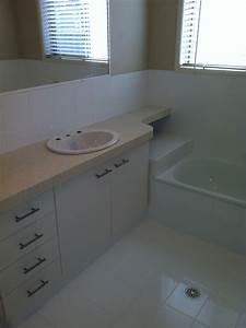 gold coast bathroom renovations that make cleaning easier With bathroom renovations gold coast