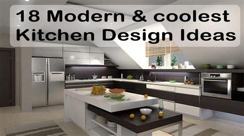 modern  coolest kitchen design ideaskitchen island