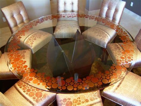 elegant glass table design ideas