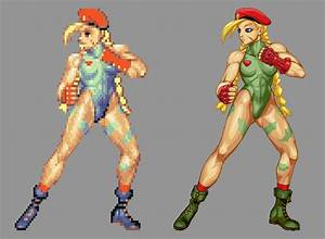 Street Fighter HD - Cammy by UdonCrew.deviantart.com on ...