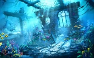 underwater ocean wallpaper wallpapersafari