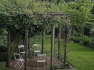 Construire Une Pergola En Bois : fabriquer une pergola en bois ~ Premium-room.com Idées de Décoration