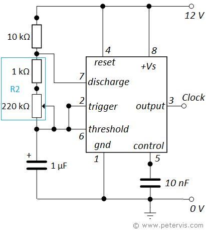 Variable Oscillator Circuit