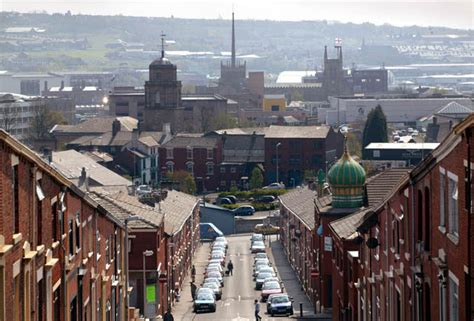 The 'cheap' streets of Blackburn: Town is top for value in