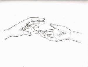 The 25+ best Hand reaching out drawing ideas on Pinterest ...