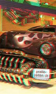 3d, Anaglyph, Glasses, Vintage, Cars Wallpapers HD ...