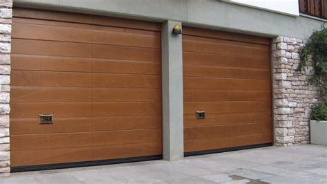 sezionali ballan oregon porte sezionali da garage in legno ballan