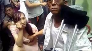 Mystic man claims he can tell woman's fortune by fondling ...