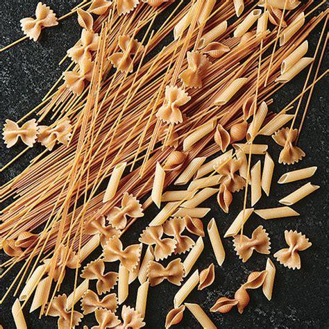 grain spaghetti  wild mushrooms bacon