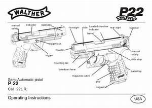 Walther G22 Parts Diagram  U2022 Downloaddescargar Com