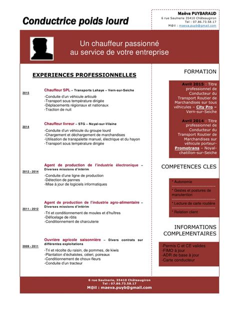 D Cv by Cv En Ligne Interim