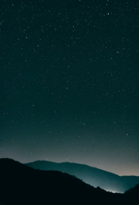 star night ridge  nightscape hd photo  stas ovsky