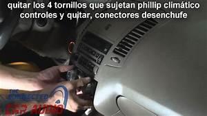 C U00f3mo Quitar Nissan Altima Est U00e9reo 2005 - 2006