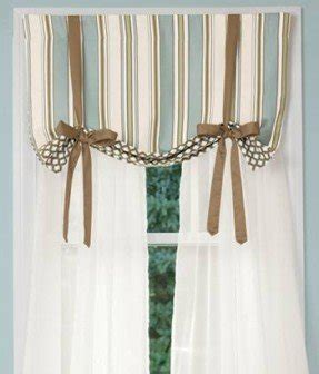 Tie Up Curtains by Tie Up Valance Foter