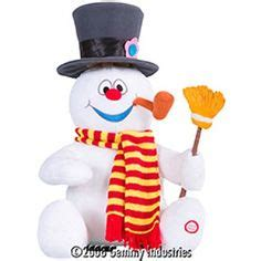 images  frosty  snowman inflatable