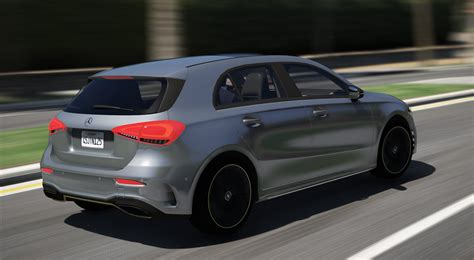 Mercedes-benz A-class 2019 [add-on]