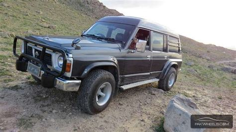 nissan patrol 1990 used nissan patrol 1990 car for sale in karachi 999530