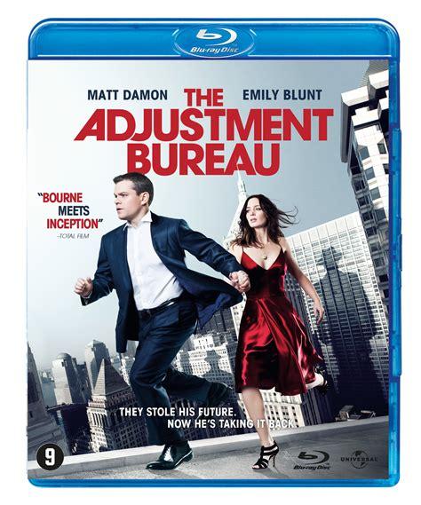 bureau d udes vrd the adjustment bureau dvd universal