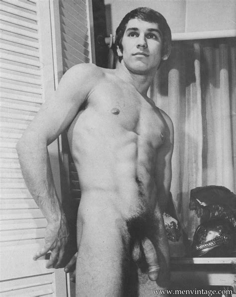 Guy Harding Moore From Body Magazine Male Vintage Erotica