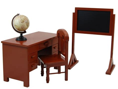 american doll desk teacher desk and play set for 18 quot american