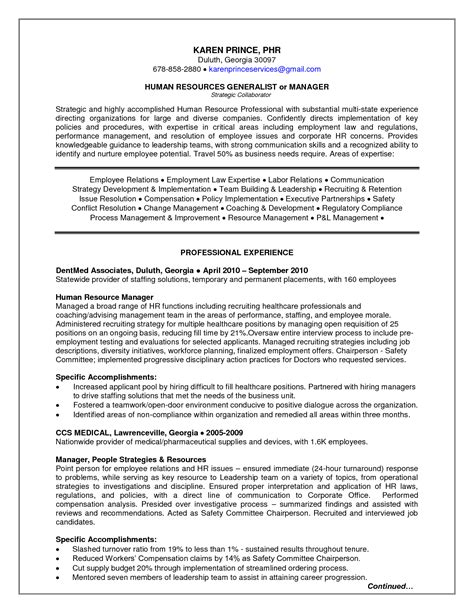 18498 professional resumes sle 13774 objective in resume for hrm fashioned sle resume