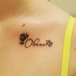 Ohana Tattoo Designs, Ideas and Meaning | Tattoos For You