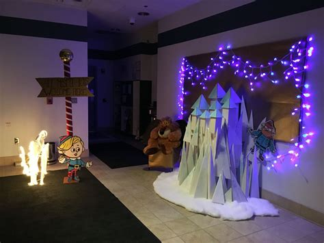 christmas decorations for the land of misfits island of misfit toys castle work decorating toys 2016 office