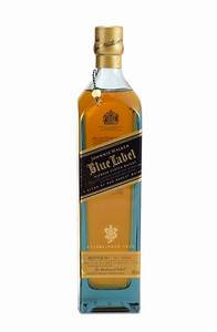 johnnie walker blue label 07l 40 vol with engraving With blue label engraved