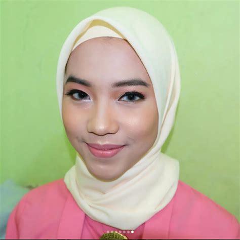 Makeup Natural Pengantin Muslim Saubhaya Makeup