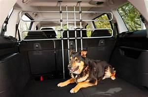 Barrière Chien Voiture : grille pour chien grille chien voiture grille s paration mottez ~ Carolinahurricanesstore.com Idées de Décoration