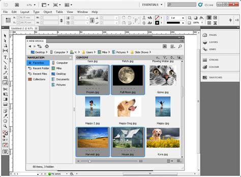 in design software adobe indesign cs5 portable version asimbaba free