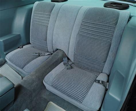 seat upholstery   firebird custom deluxe coupe seat