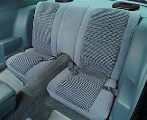 Seat Upholstery  1979