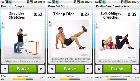 best fitness apps for android 8 best health and fitness apps for android 2014 all
