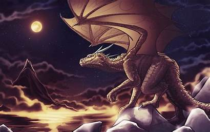 Dragon Dragons Fantasy Fantastic Creatures Wallpapers Digital