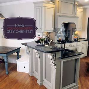 Have you considered grey kitchen cabinets pinterest for Best brand of paint for kitchen cabinets with bmw m3 wall art