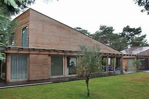 Batiment En Kit Bois : maison ossature bois medoc b timents modulables syst mes ~ Premium-room.com Idées de Décoration