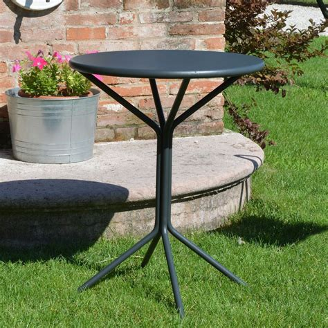 chaise hesperide stunning table de jardin ronde gris anthracite images