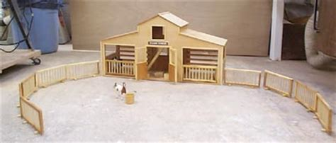 Permalink to Toy Horse Barn Plans Free