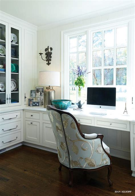 built in desk ideas for home office glam work spaces that will make you want to get your work