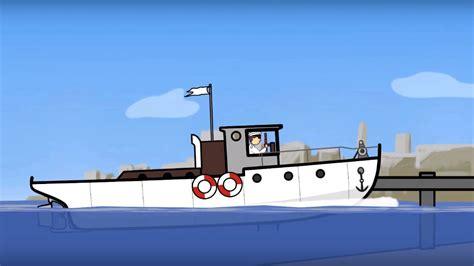Barcos De Vapor Animados by Grandes Veh 237 Culos Para Ni 241 Os Peque 241 Os Un Barco Youtube