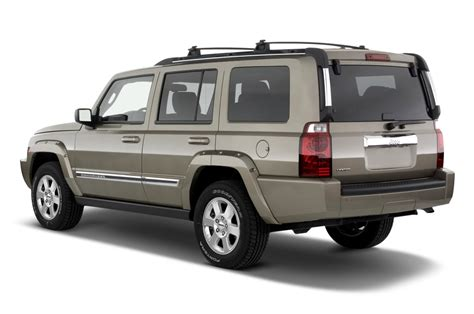 jeep commander vs 2010 jeep commander reviews and rating motor trend