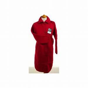 robe de chambre femme laine des pyracnaces rouge en stock With robe de chambre en pure laine des pyr n es