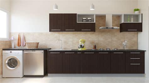 modular kitchen designs india parallel modular kitchen designs india homelane 7824