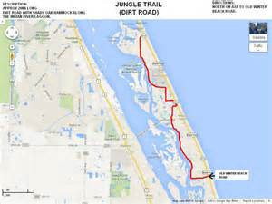 Jungle Trail Vero Beach Florida Map